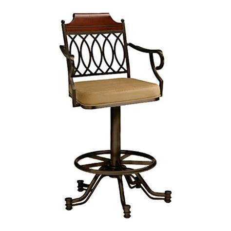 swivel tilt bar stools with arms 17 best images about bar stools with arms on