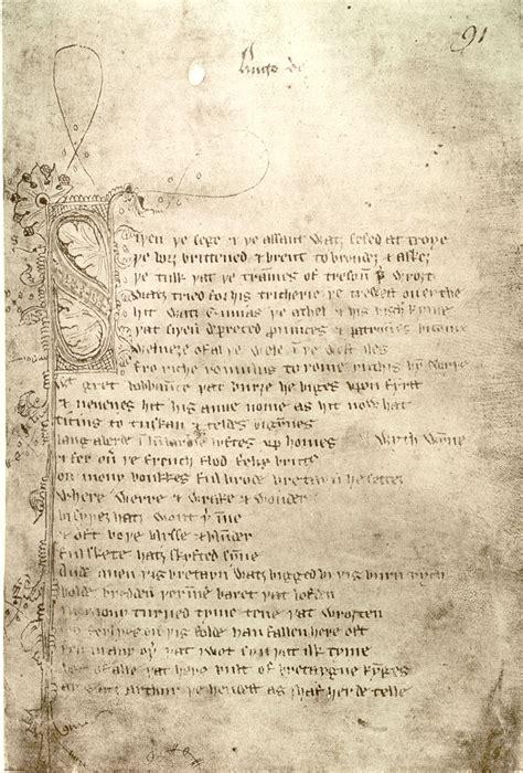 Gawain Essay by Sir Gawain What Makes A True Writework