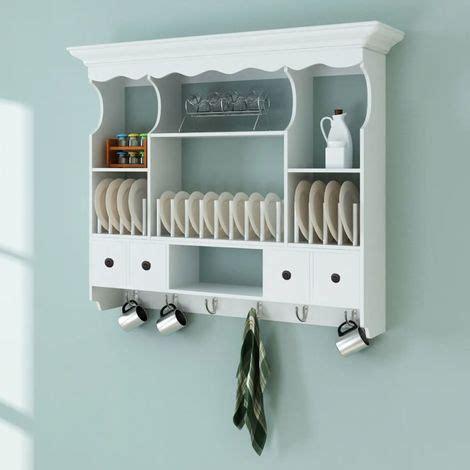 mueble para la cocina mueble de pared para cocina de madera blanco
