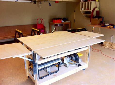 Fold Out Shop Cabinet Plans