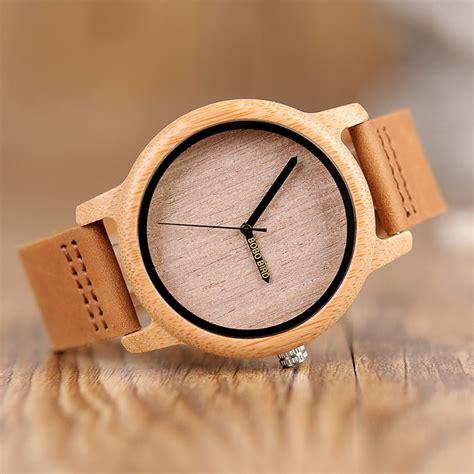 Jam Tangan Wanita Bum Equipment bobo bird jam tangan bambu analog wanita wa22 brown jakartanotebook