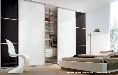 Sliding Wardrobes World by Wardrobe With Glass Sliding Doors Choice Image Doors