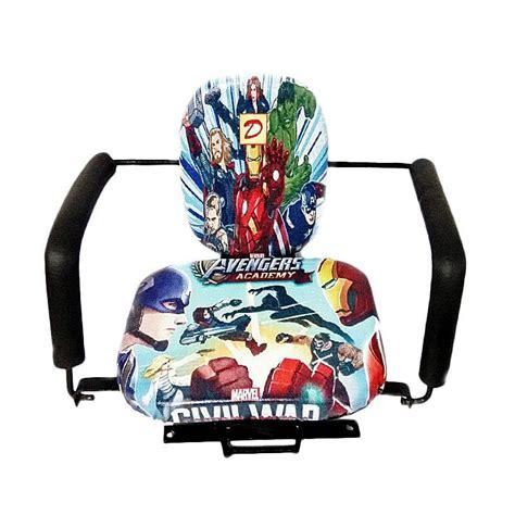 Kursi Bonceng Anak Untuk Motor Matic jual dena sport kursi bonceng anak for motor