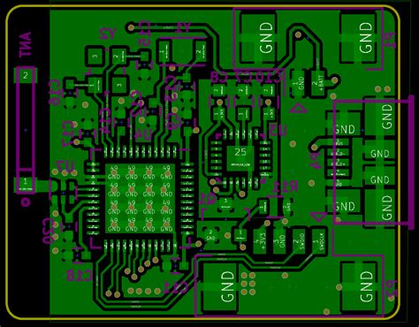 pcb layout review guidelines nrf51822 pcb layout review nordic devzone