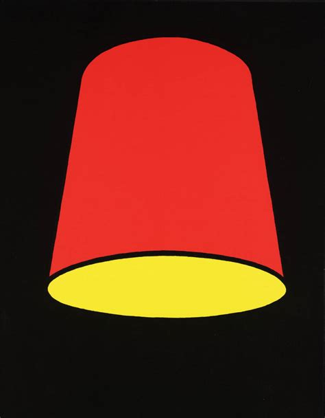 Interior Paintings For Home by Lampshade Patrick Caulfield Wikiart Org Encyclopedia