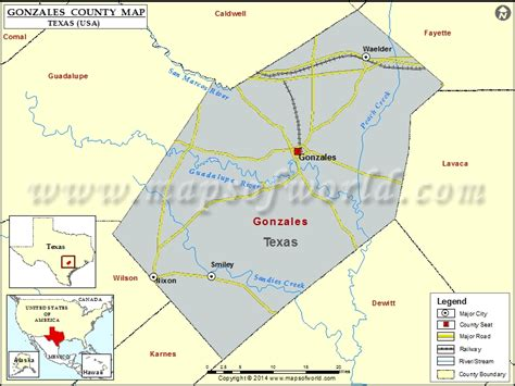 gonzales county texas map gonzales texas history images