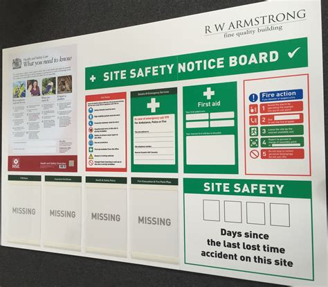 picture display board safety information display boards pictures to pin on