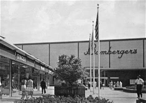 At Garden State Plaza by The Department Store Museum L Bamberger Co Newark