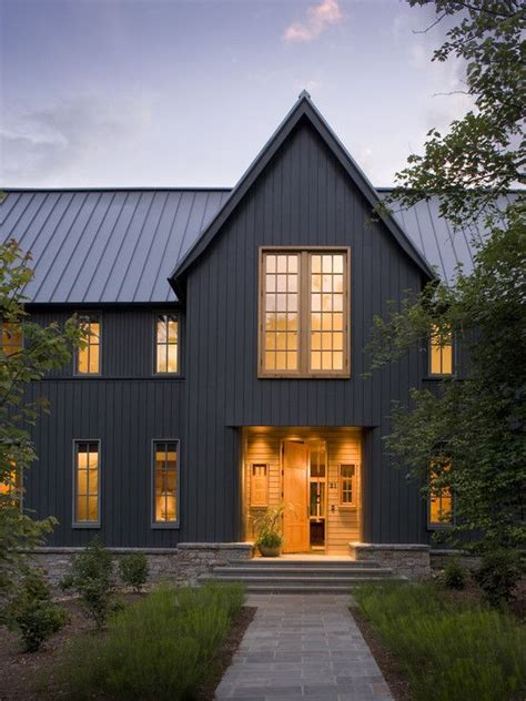 metal barn style homes barn house metal design the perfect home pinterest