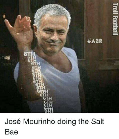 Mourinho Meme - atr 6th 6th 6th troll football o 6 jos 233 mourinho doing