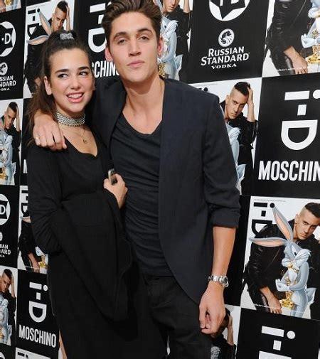 dua lipa dating english singer dua lipa is dating boyfriend paul klein