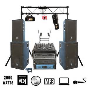 Party power nottingham pa dj disco lighting hire hire dj party package
