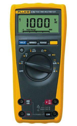 Digital Cl Meter Fluke 303 Limited fluke 179 digital