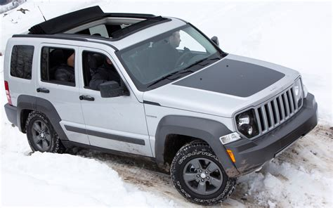 Jeep Liberty 2011 2011 Jeep Liberty Reviews And Rating Motor Trend