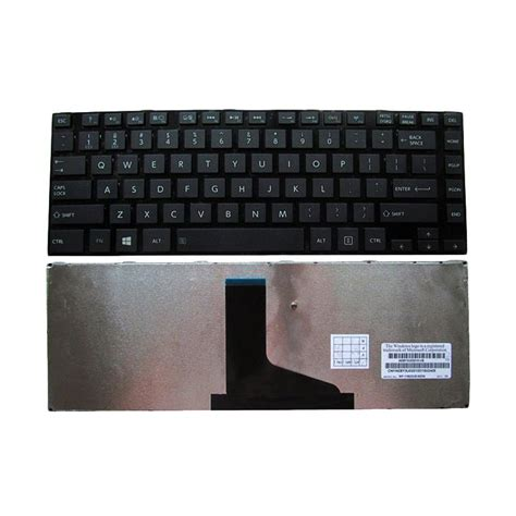 Keyboard Untuk Laptop Toshiba jual toshiba keyboard notebook for toshiba satellite c40 a c40d a c45 a c40t a c45d a c45t