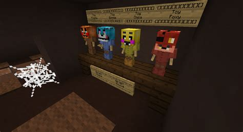 3 player minecraft maps 3 5 players five nights at freddy s minecraft