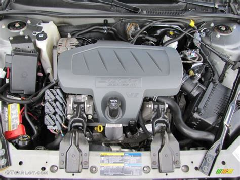 2008 pontiac grand prix sedan 3 8 liter ohv 12v 3800 series iii v6 engine photo 50751717
