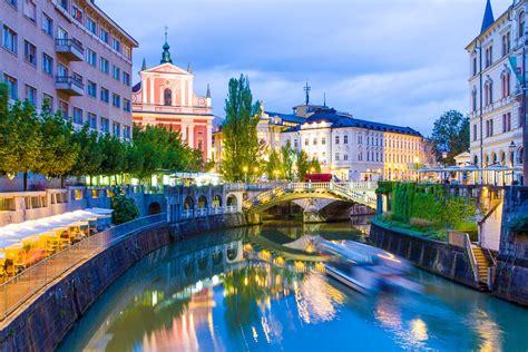 Ljubljana Slovenia Images