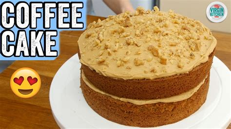 easy coffee cake recipe youtube