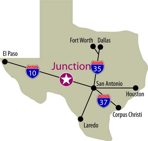 junction texas map kimble county chamber of commerce