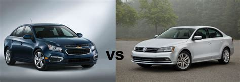 chevrolet cruze vs jetta 2015 chevy cruze clean turbo diesel vs 2015 vw jetta tdi