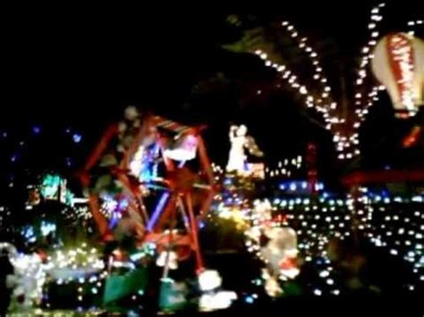 christmas lights friendly hills youtube