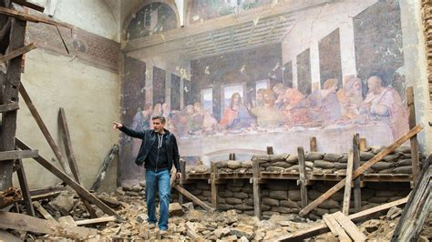 berlin s house of tools berlin how george clooney faked da vinci s last supper