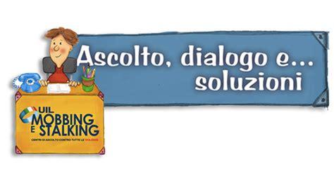 patronato pavia apre il centro di ascolto uil mobbing stalking di pavia