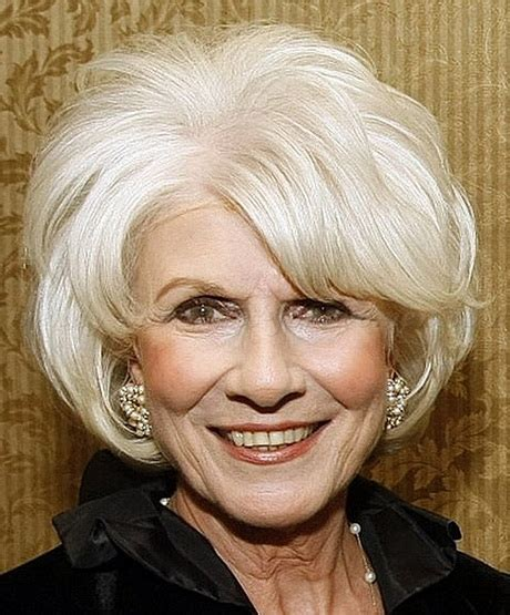 mature women hairstyles over 70 hairstyles for women over 70