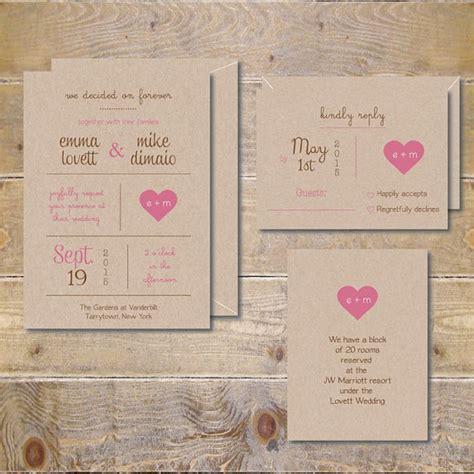printable wedding invitation stationery printable wedding invitations diy wedding invitations