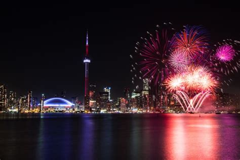 toronto new years fireworks what to do on canada day weekend in toronto toronto