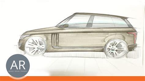 Ford Mustang Auto Zeichen by Autos Zeichnen So Zeichnest Du Einen Suv Mappenkurs