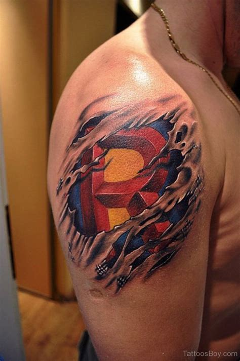 shoulder tattoos designs pictures page 8