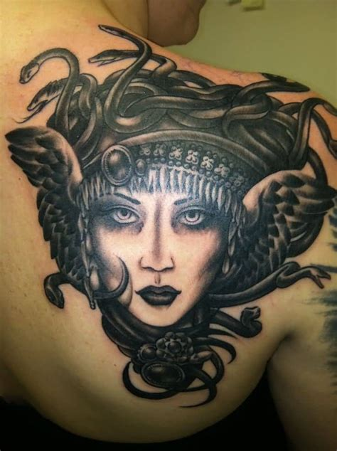 back body tattoo design medusa tattoos designs ideas and meaning tattoos for you