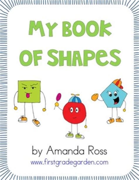 these words i shaped for you books my shape book all about 2d shapes by grade garden