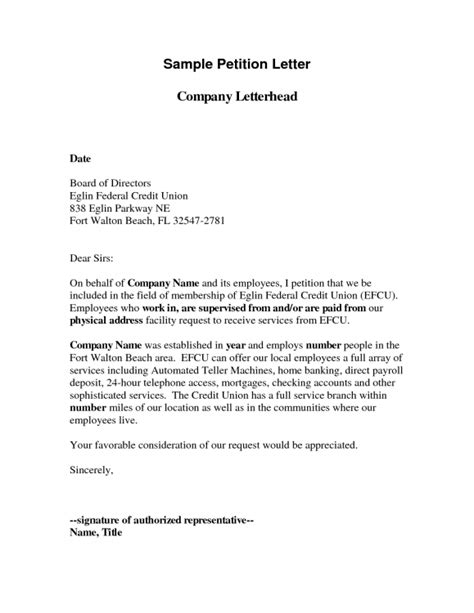 Board Director Cover Letter by How To Write A Letter Of Complaint To A Board Of Directors Resume Template Exle