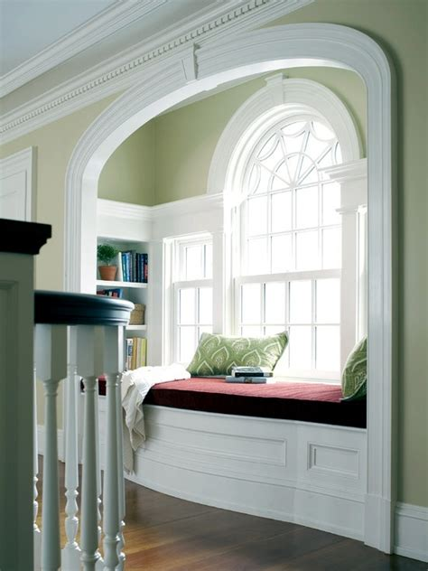 window reading nook comfortable window seat set light reading corner
