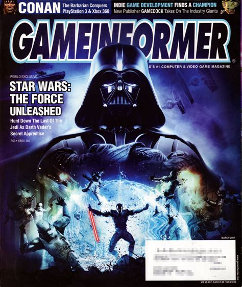 www gameinformer com gamesetwatch column game mag weaseling mag roundup 2 24 07