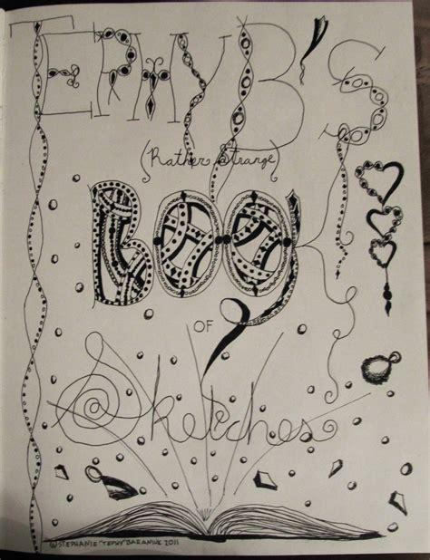 sketchbook for sketchbook title page by tephy chan on deviantart