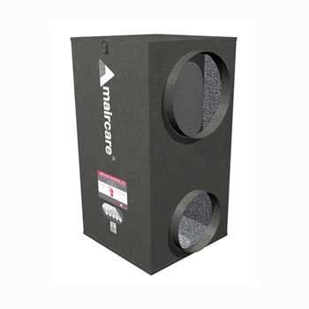 amaircare airwash whisper 675 central air purifier canaduct