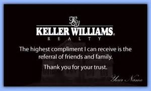 keller williams business card templates keller williams business cards premium kw templates by