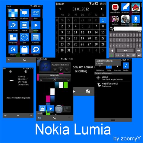 themes nokia lumia 800 nokia lumia 800 tema do windows phone para symbian belle