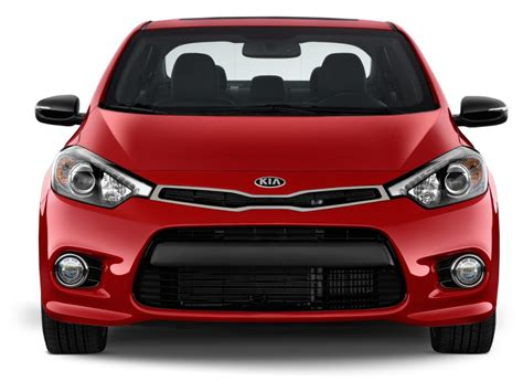 Auto Front by Image 2014 Kia Forte 2 Door Coupe Auto Sx Front Exterior