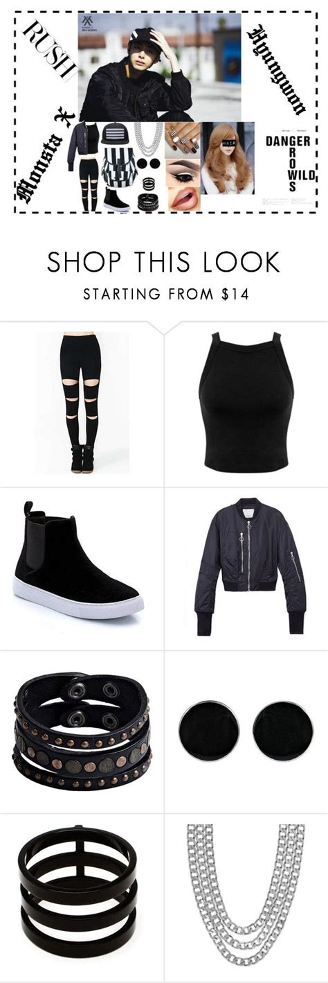 Jersey Kpop Bangtanboys quot quot monsta x quot hyungwon quot by lovelyseoul784 on polyvore