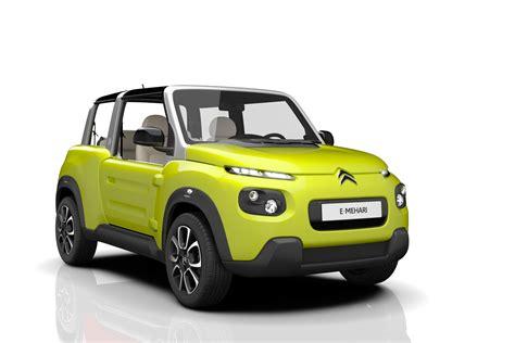 citroen electric citroen unveils electric e mehari auto express