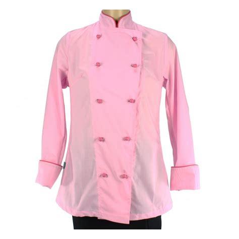 veste de cuisine femme veste de cuisinier pour femme et fuchsia lisavet