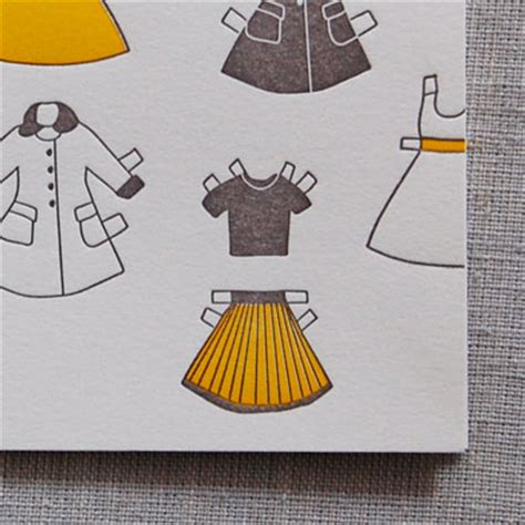 How To Fold And Cut Paper Dolls - folding paper doll pattern lena patterns