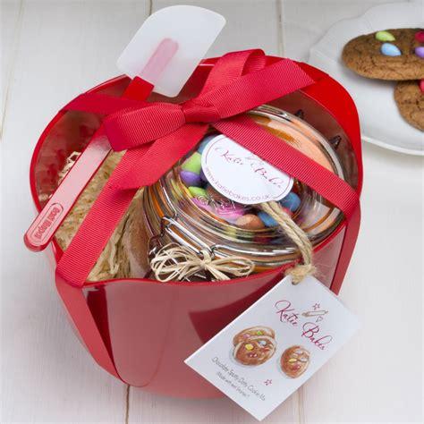red baking mix gift set katie bakes artisan baking mixes