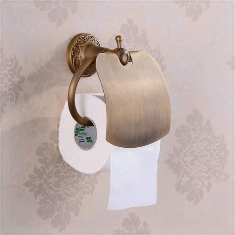 wall mounted bathroom accessories sets wall mounted antique brass finish bathroom accessories