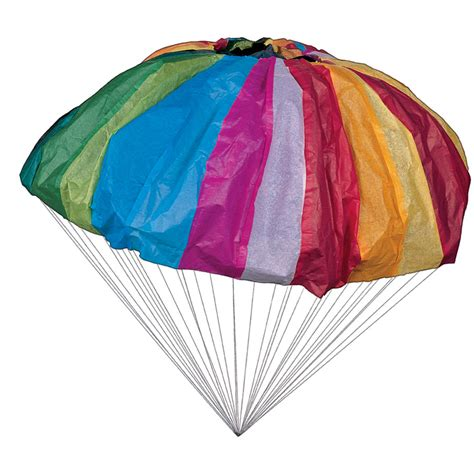 How To Make A Parachute Out Of Paper - parachutes